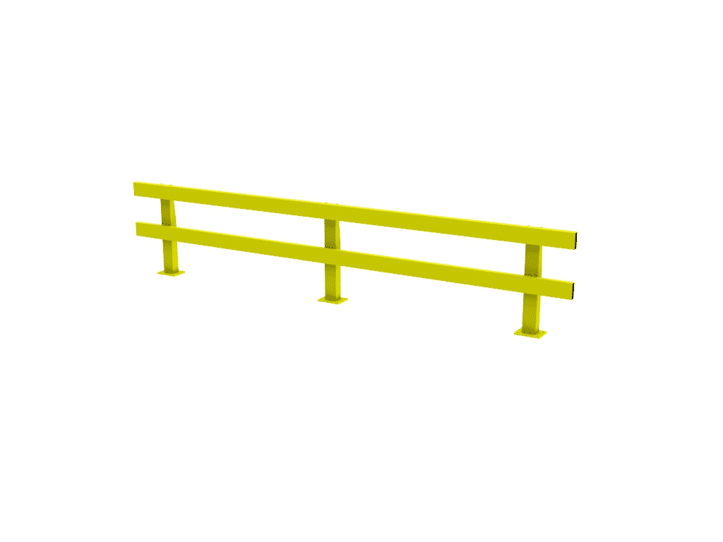 Verge Barrier 1000mm High Internal » Barrier