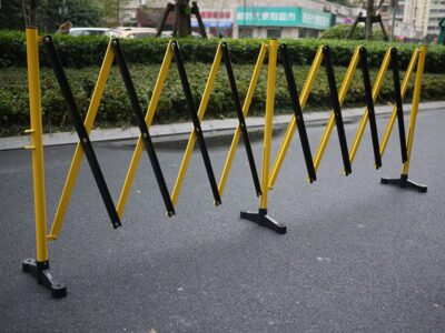 GV502 – 5M Expandable Barrier