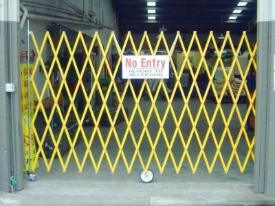 GV504 – 5M Expandable Barrier