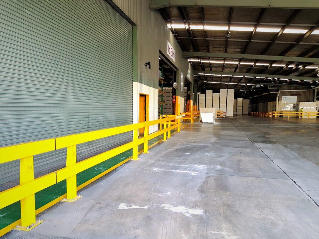 USG Boral - Verge Safety Barrier. ZERO HARM TODAY (2)