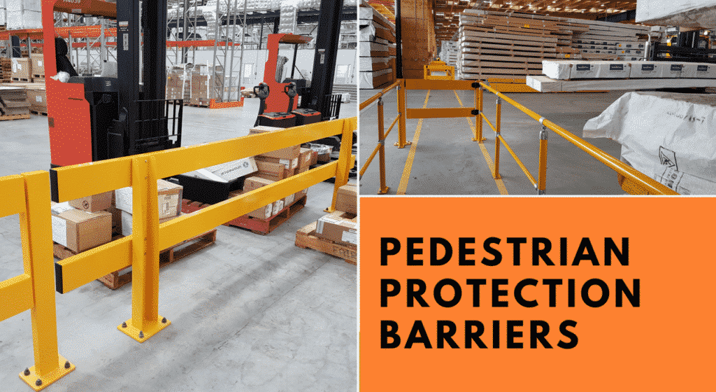 Workplace Safety: Importance of Pedestrian Protection Barriers -