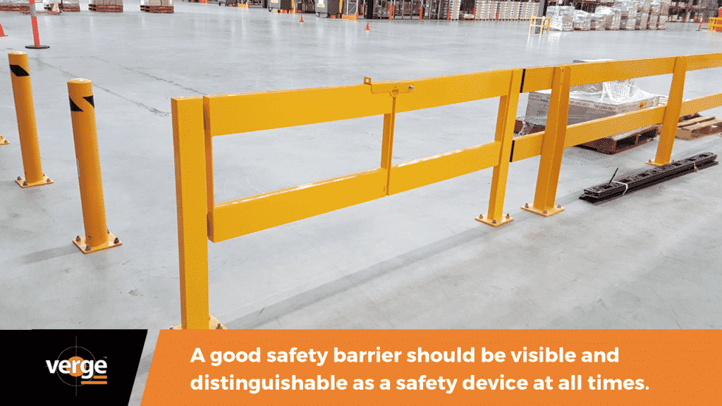 Importance of Safety Barriers at Construction Sites » Safety Barriers