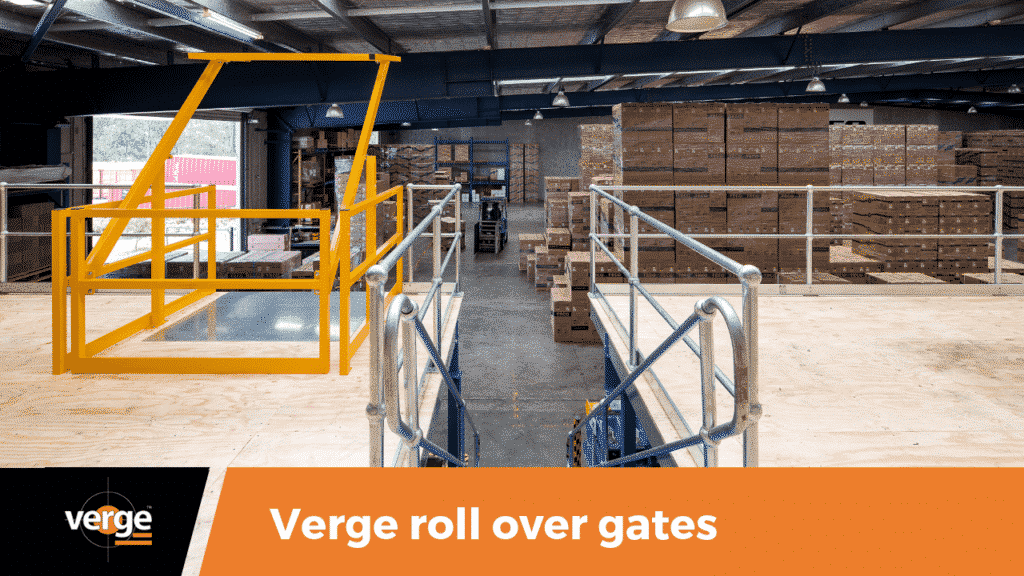 Verge barriers: Combining beauty with functionality -