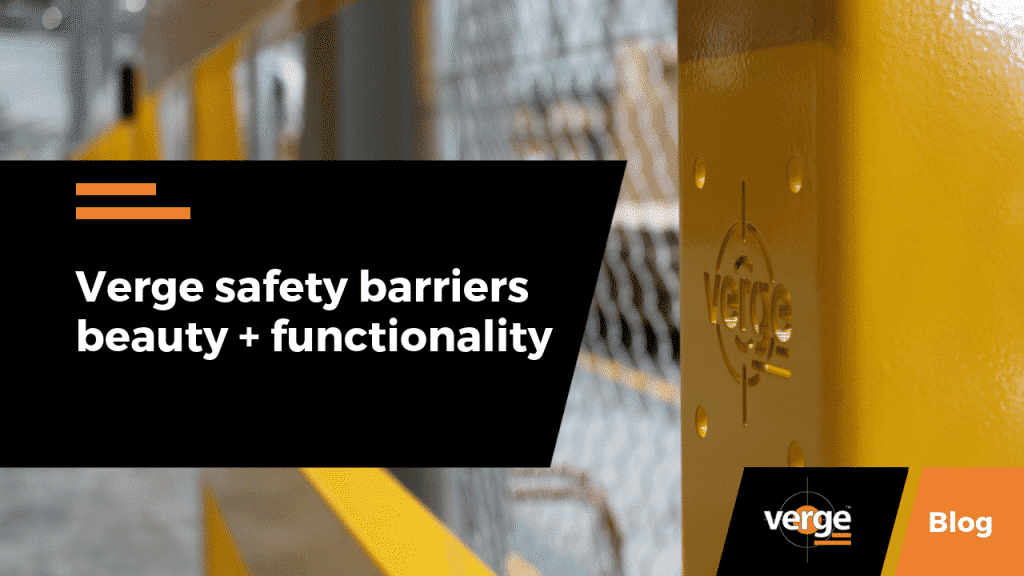 Verge barriers: Combining beauty with functionality
