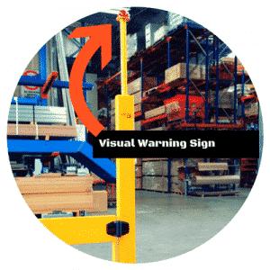 Visual Warning Sign