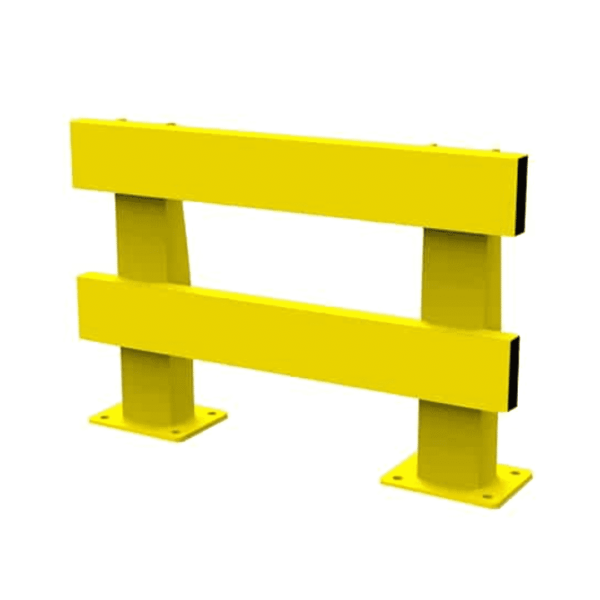 AV001 - 1M Verge Safety Barrier™ HD Series 700mm high » safety barrier