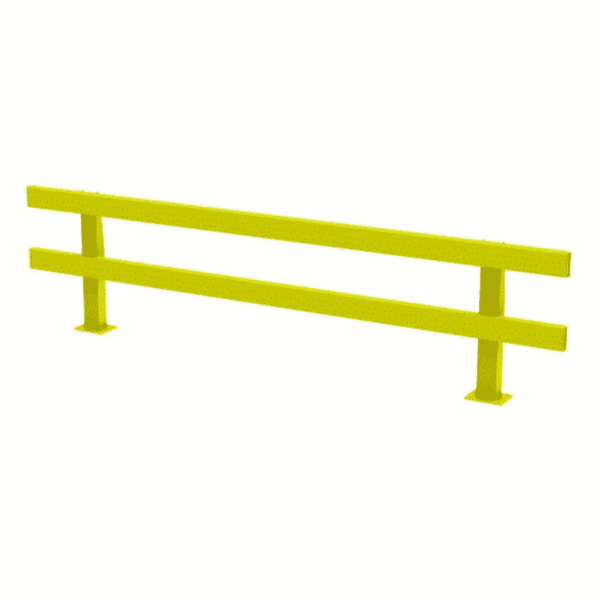 AV014 - 4M Verge Safety Barrier™ HD Series 1000mm high - safety barriers