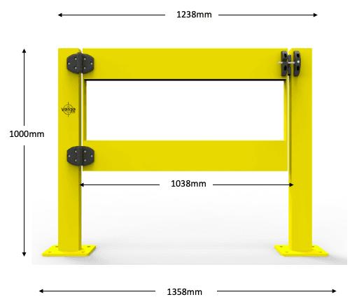 BV052 dimensions