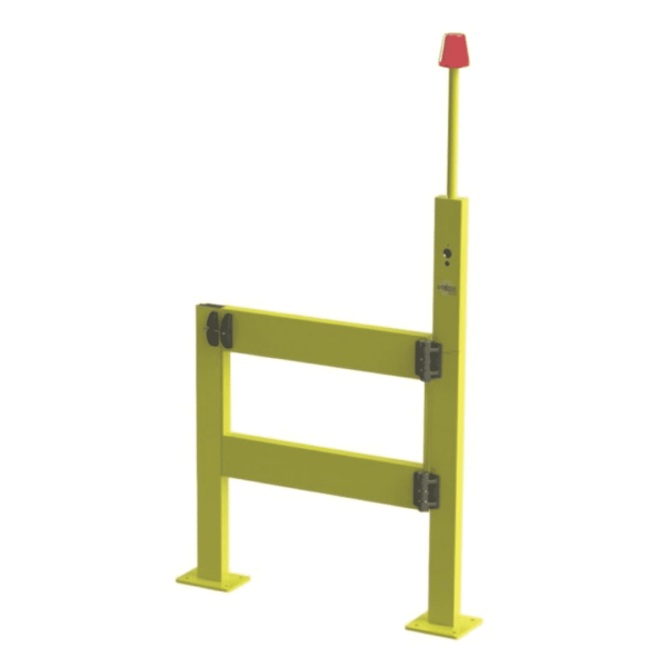 BV061 – Verge Vivid Gate™ with warning light & signal » barriers