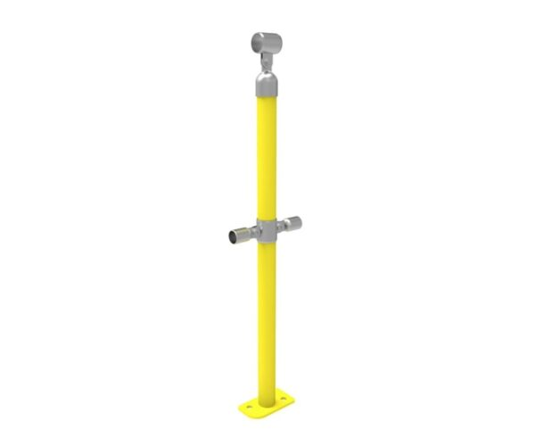 CV112 - Verge-ECO Rail Mid Stanchion - barriers