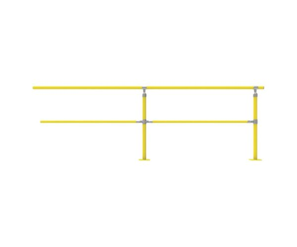 CV104 - Verge-ECO End Bay Kit - barriers