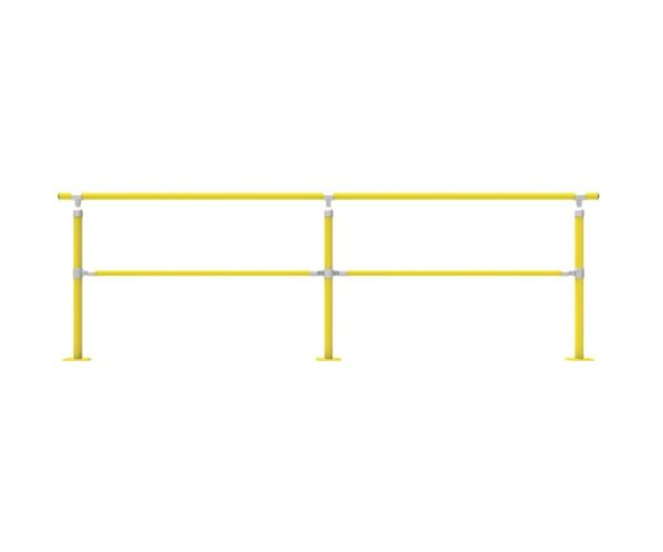 CV101 - Verge-ECO Stand-alone Bay Kit - barriers
