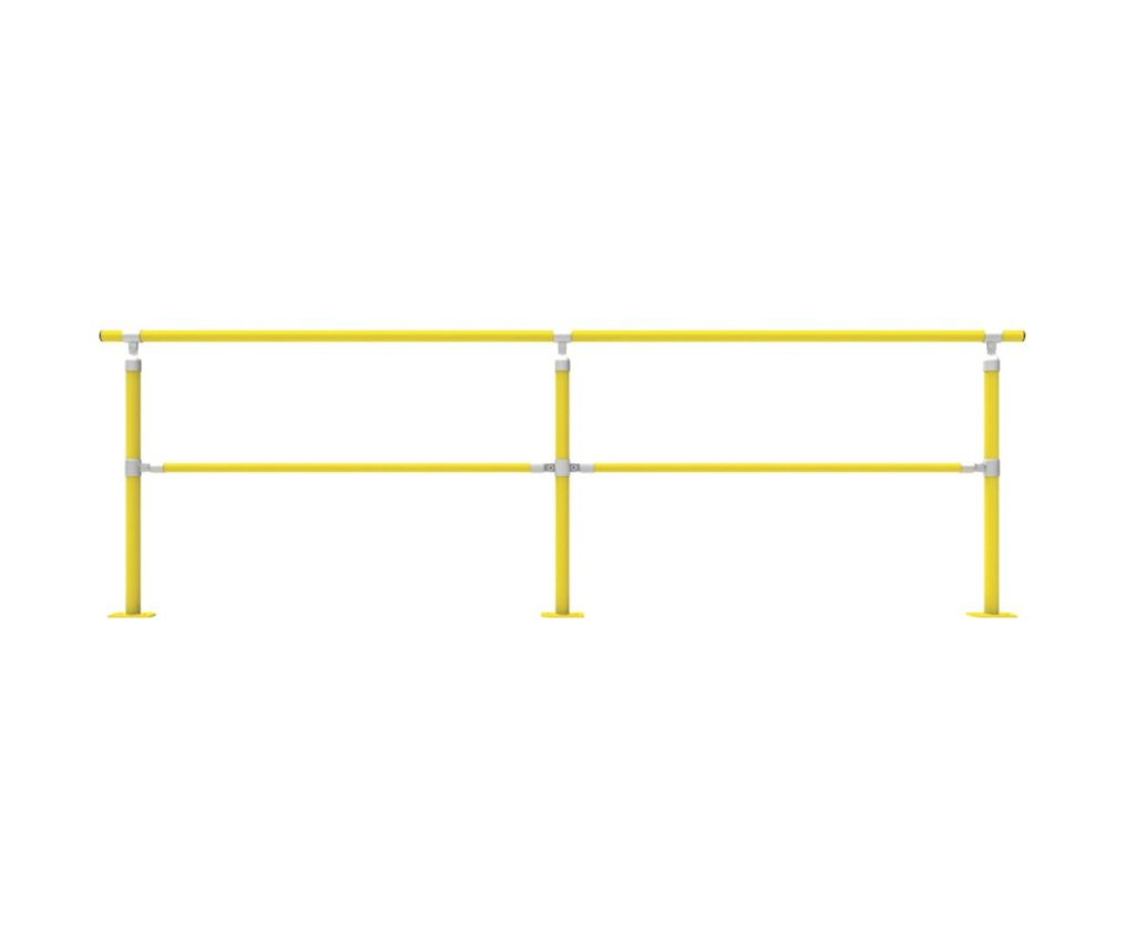 Verge-ECO Safety Rail Stand-alone