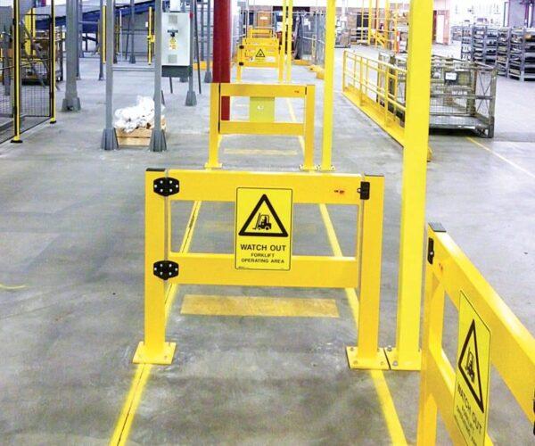BV053 - Verge V-Gate 2000w - barriers