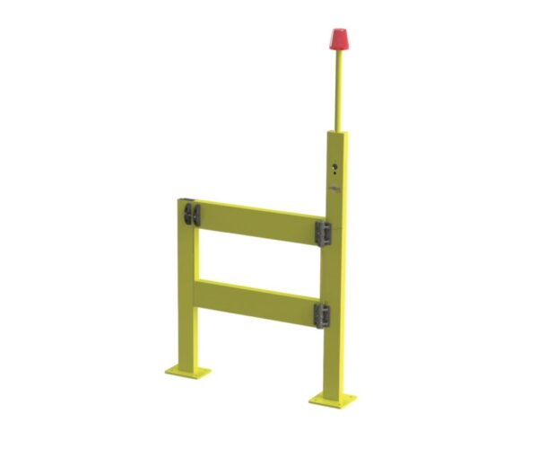 BV061 – Verge Vivid Gate™ with warning light & signal - barriers