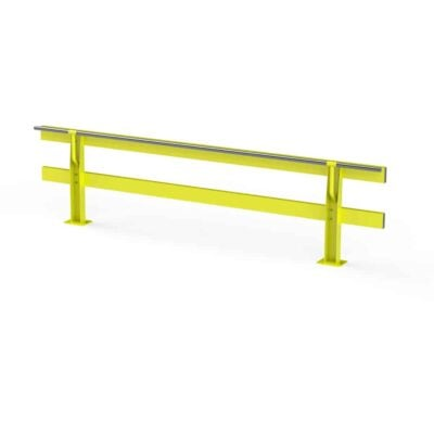 AV024 – 4M Verge Safety Barrier™ HD Series 1000mm high with handrail