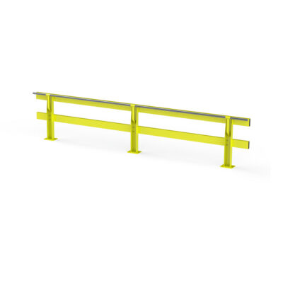 AV025 – 5M Verge Safety Barrier™ HD Series 1000mm high with handrail