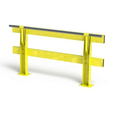 AV022 – 2M Verge Safety Barrier™ HD Series 1000mm high with handrail