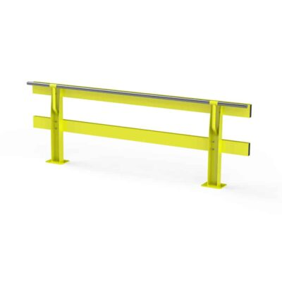 AV023 – 3M Verge Safety Barrier™ HD Series 1000mm high with handrail