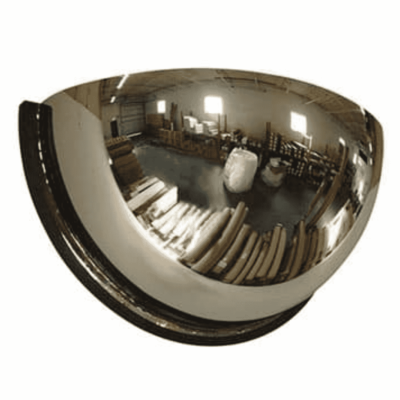 FV414 – Verge Half Dome Mirror 1000mm (190°)