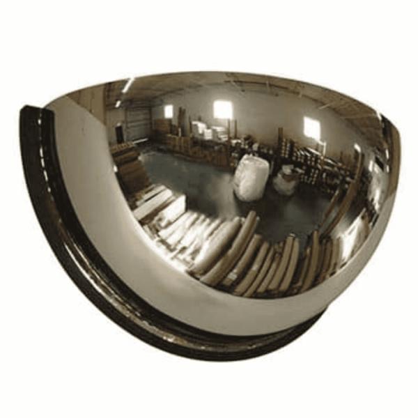 FV414 - Verge Half Dome Mirror 1000mm (190°) » dome mirror