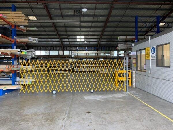 GV505 – 8M Expandable Barrier » expandable barrier