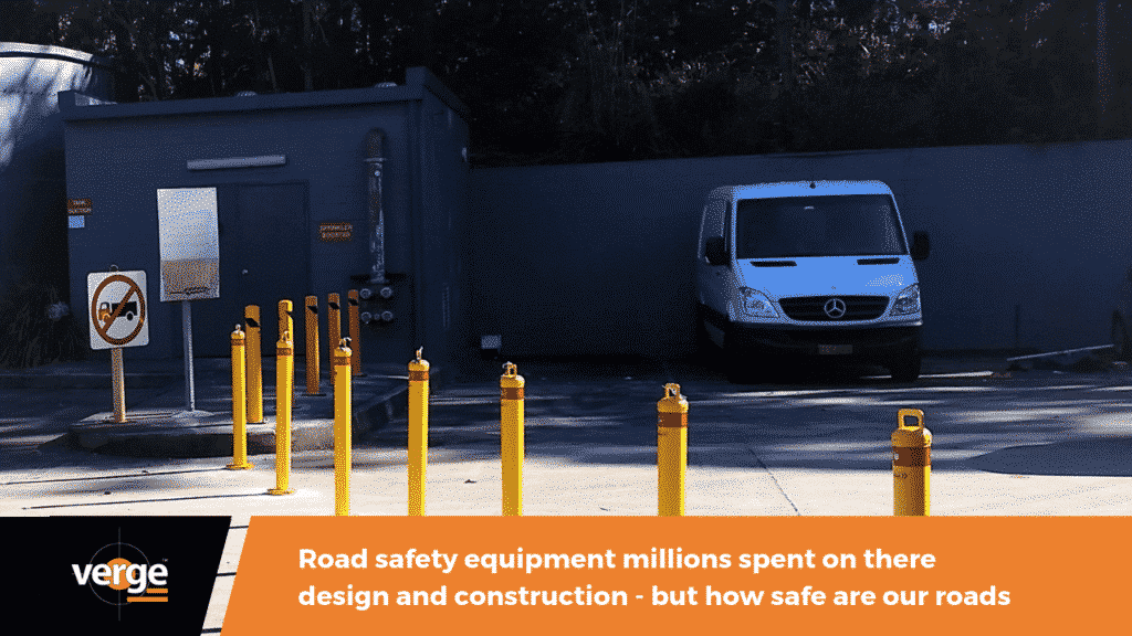 Road safety - Importance of bollards and barriers -