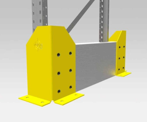 FV452 - Verge Rack-Pro Pallet Rack End Protector™ Single - barriers