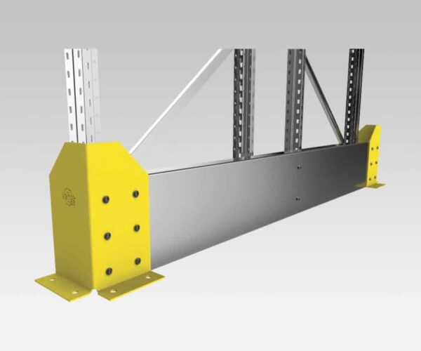 FV451 - Verge Rack-Pro Pallet Rack End Protector™ Double - barriers