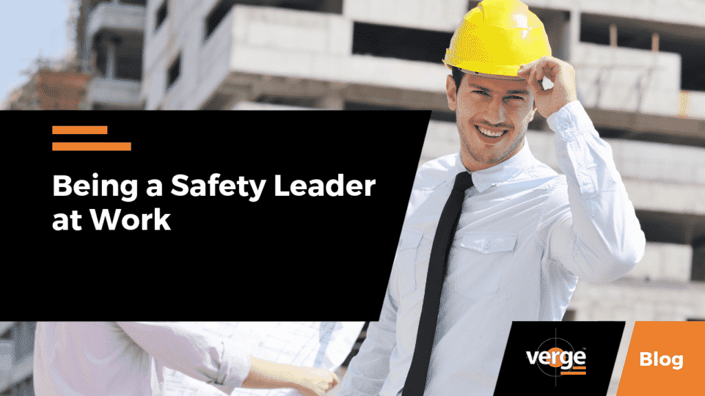 Being a Safety Leader at Work