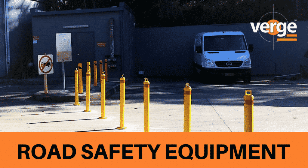 Road Safety Importance Of Bollards And Barriers Verge