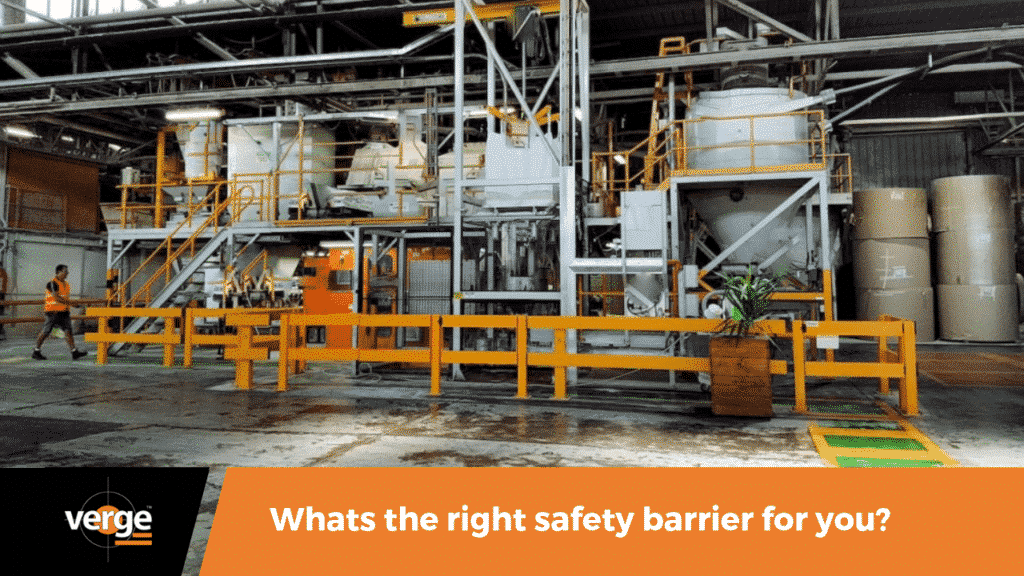 Solid Safety Barriers vs. Soft and Flexible Safety Barriers -