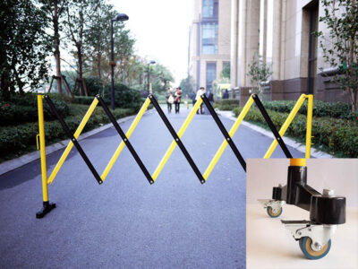 GV511 – 3M Expandable Barrier with Castors