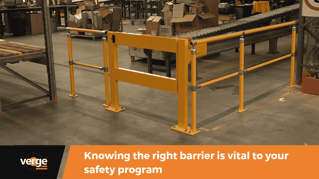 Which is the Right Barrier for Your Workplace? -