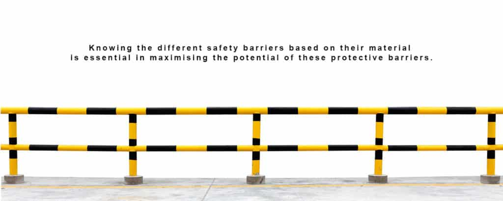 Benefits of Different Safety Barriers 1