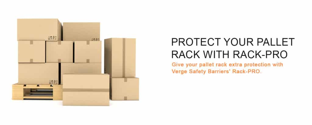 Protect Your Pallet Rack with Rack-PRO 1