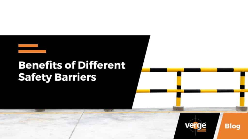 Benefits of Different Safety Barriers