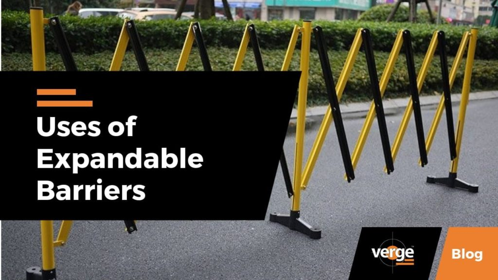 Uses of Expandable Barriers