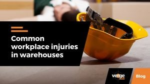 Common Workplace Injuries in Warehouses