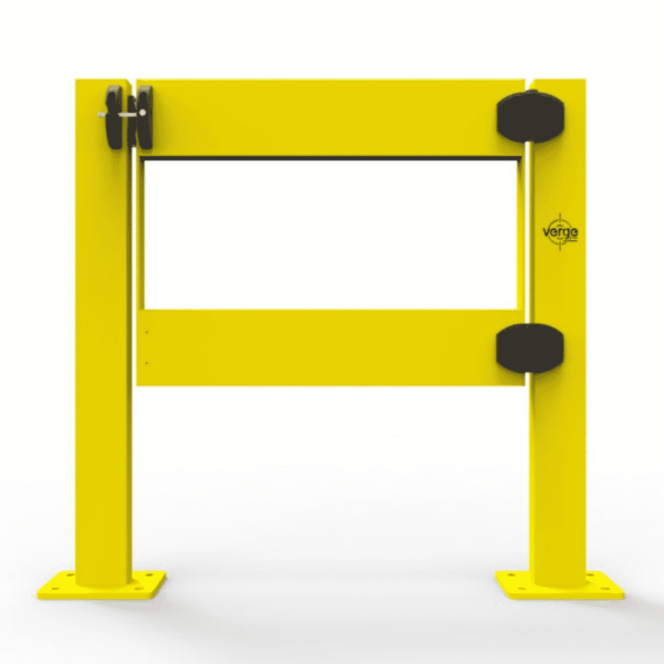 BV055 - Verge Self-Closing V-Gate Right Hand 750w » barriers