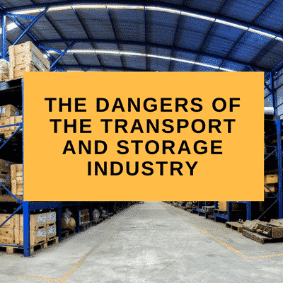 dangers of the storage and transport industry feature