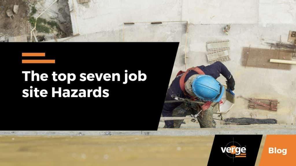 job site hazards