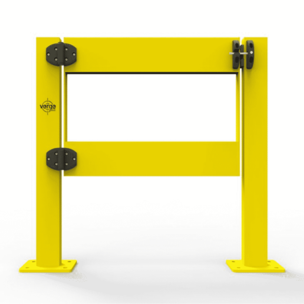 BV056 - Verge Self-Closing V-Gate Left Hand 750w - barriers