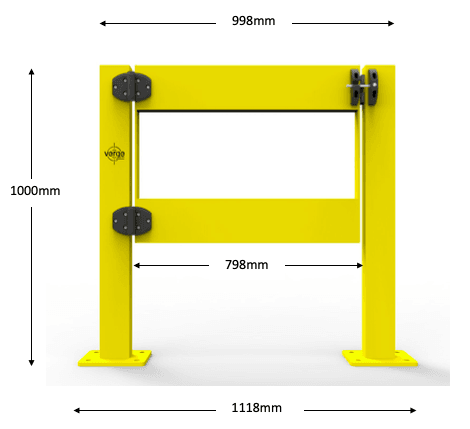 BV056 dimensions