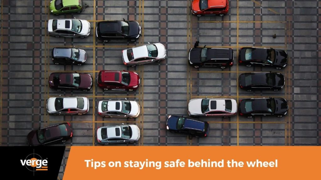 How to Avoid Car Park Collisions - Car Park Collisions