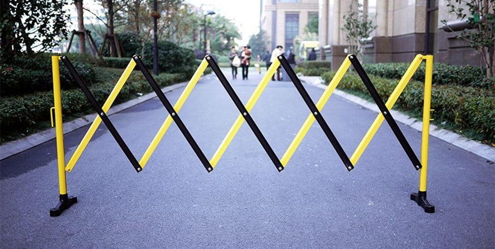 expandable barrier
