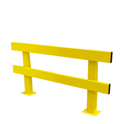 warehouse safety barrier