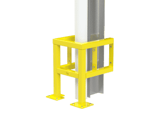 column protection warehouse safety