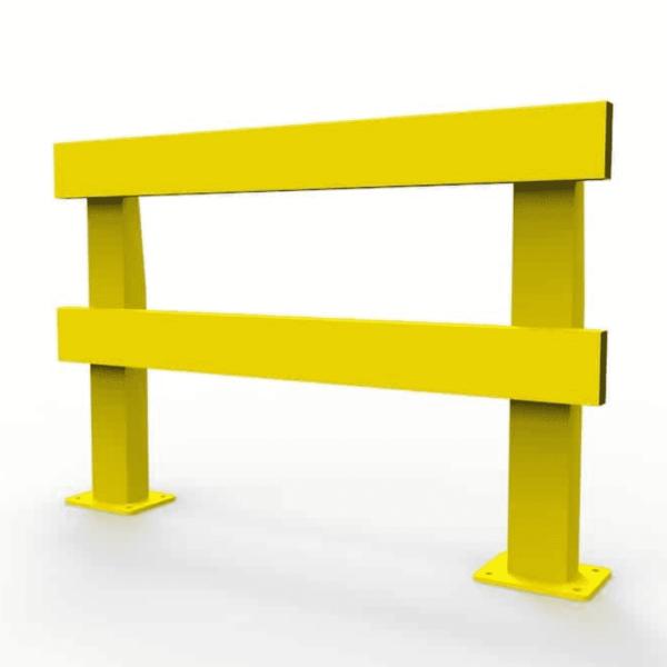 AV016 - 1.5M Verge Safety Barrier™ HD Series 1000mm high » safety barriers