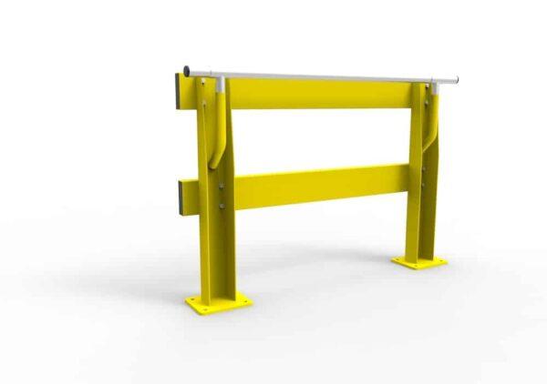AV026 - 1.5M Verge Safety Barrier™ HD Series 1000mm high - safety barriers